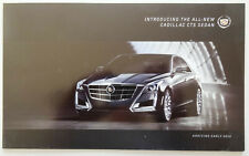 V14086 CADILLAC CTS SEDAN - CATALOGUE - 2014 - 14x23 - CH GB