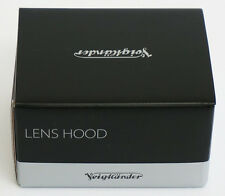 GENUINE Voigtlander LH-58S Lens Hood for Nokton 58mm f/1.4 SLII Lens