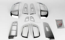 Chrome Interior Cover Molding Trim for 2010 - 2012 Kia Forte 4/5Door w/Tracking