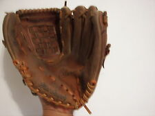 "Macgregor Vida Blue Baseball Glove G19T Athlete's Choice 10.5"" Leather  Sport"