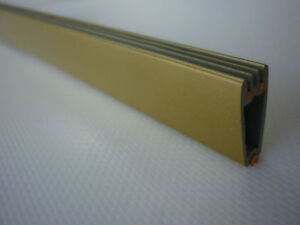 HV-Schiene Paul Neuhaus System NEU Gold 1m PN-System