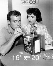 "William Shatner~Twilight Zone~Photo~ Poster~16"" x 20"""