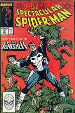 Peter Parker Spectacular Spiderman # 141 (PUNISHER Guest-stars) (États-Unis, 1988)