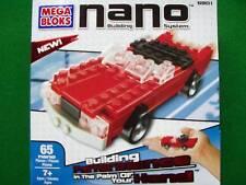 Mega Bloks-Nano sistema de construcción-Canyon Cruiser Nuevo