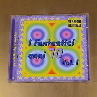 I FANTASTICI ANNI 70 - LE STELLE DELLA MUSICA - VOL.1 - OTTIMO CD [AO-017]