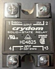 Crydom HD4825 Solid State Relay 4-32 VDC 25 Amps, 48-530 VAC (BRAND NEW IN BOX)