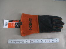 1 New Hobart Form Fitted Welders Gloves 770439 Size Xl Cowhide 16 12l