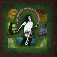 Alice Cooper Beast of (compilation, 14 tracks, 1989) [CD]