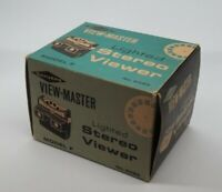 Sawyer's Vintage View-Master Lighted Stereo Viewer (Model F No. 2026) Bakelit VG