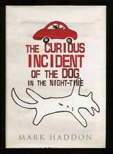 Mark Haddon - The Curious Incident of the Dog in the Night-time; SIGNED 1st/1st