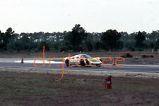 1967 SEBRING 12 Jo Siffert PORSCHE 910 - 35mm Racing Slide
