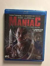 Maniac (Blu-ray Disc, 2013) NEW