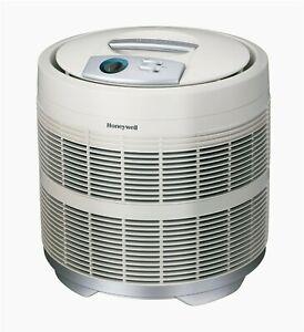 Honeywell True HEPA Allergen Reducer Air Purifier 50250-S, White...New!
