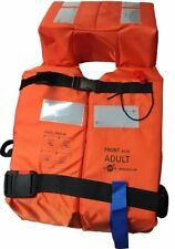 Solas Foam Vest USCG Life Jacket With Reflective Tape and Whistle