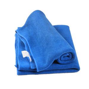 1/2Pcs Multicolor Soft Microfiber Car Kitchen Cleaning Cloth Hand Towel