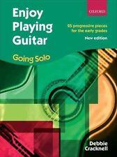 Enjoy Playing Guitar Going Solo 25 Progressive P - Cracknell Debbie Item