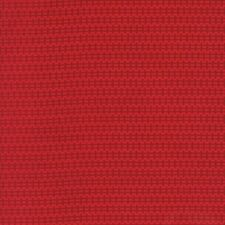 APPLE HILL FARM RED FENCE FABRIC