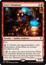 Izzet-chemister (izzet chemister) comandante 2017 Magic