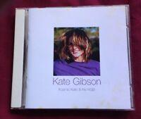KATE GIBSON - KOSMIC KATE & THE KGB - CD