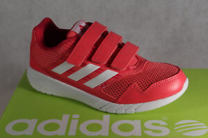 Adidas Altarun Cf Sport Shoes Running Sneakers Trainers Indoor Pink/White New