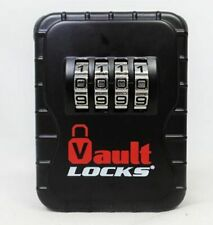 Vault Locks 3210 Wall Mount Key Storage Lock Box Set Your Own Combination - New