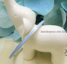 NEW Authentic PANDORA Silver RADIANT HEARTS Bracelet Air Blue Enamel 3 7.5