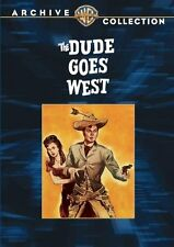 DUDE GOES WEST - (1948 Gale Storm) Region Free DVD - Sealed