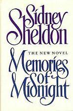 Memories of Midnight FICTION::Suspen Hardcover Sheldon, Sidney