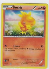 Pokemon Card: Torchic Holo Xy37 Hoenn Collection Promo Rare! Nm