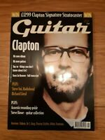 GUITAR MAGAZINE VOL.15 NO.1 ( MAY 2004 ) ERIC CLAPTON STEVE VAI RADIOHEAD