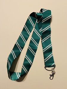 Official Merchandise Wizarding World of Harry Potter Slytherin Lanyard Green
