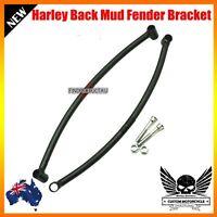 Motorcycle back mud guard fender support bracket Harley chopper bobber custom