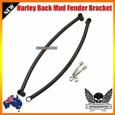 Motorcycle back mud guard fender support bracket Harley chopper bobber custom