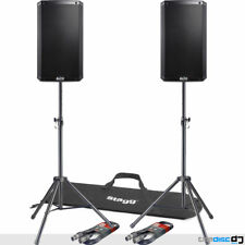 """2x Alto Ts312 12"""" Powered Active 4000w DJ PA Speaker or Monitor Cover Stand"""
