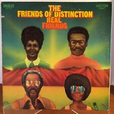Vinyl 33 LP Record Album The Friends of Distinstion Real Friends RCA LSP-4313