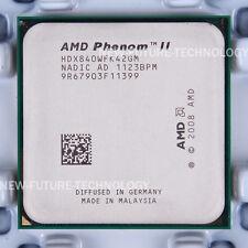 AMD Phenom II X4 840 (HDX840WFK42GM) CPU 667 MHz 3.2 GHz Socket AM3 100% Work