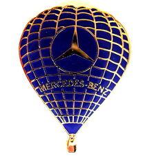 Auto globo pin/Pins-Mercedes Benz oro/azul [3632]