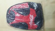 Coca Cola Philippines Exclusive COKE Black & Red Color Canvas Backpack
