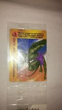 OVERPOWER Any Hero Original Promo  Death From Above    SEALED