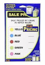 HY-KO Products 40637 Garage Sale Pricing Kit, Various Colors