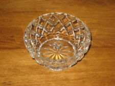 Lenox Lead Crystal Dish With Sticker