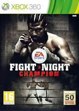 Fight Night Champion ~ XBox 360 (in Great Condition)