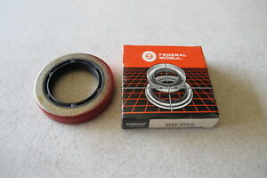 Wheel Seal Rear National 8835S fit Buick Chevy Dodge 1Pc