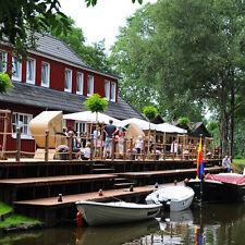 2 Tage Ostfriesland Hotel Bootshaus DZ mit Frühstück für 2 nähe Emden WoW