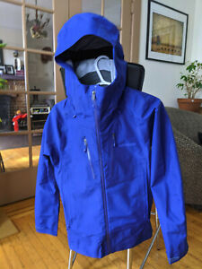 Patagonia womens small triolet jacket blue NWT