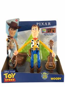 Toy Story 4 Disney Action Figures WOODY,BUZZ,JESSIE,ZURG,SPACE ALIENS Kids Gift