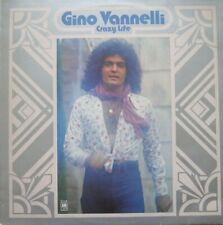 GINO VANNELLI - CRAZY LIFE - LP