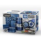Best Cookware Sets - Granitestone Blue Ultra Nonstick 15 Piece Pots Review