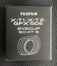 Fujifilm Camera Eyecup EC-XT S for X-T1 X-T2 GFX50S Genuine Photo ACC Japan