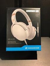Sennheiser Over-Ear Headphones for Apple iOS - White (HD 4.30I)